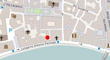 mappa con link a OSM